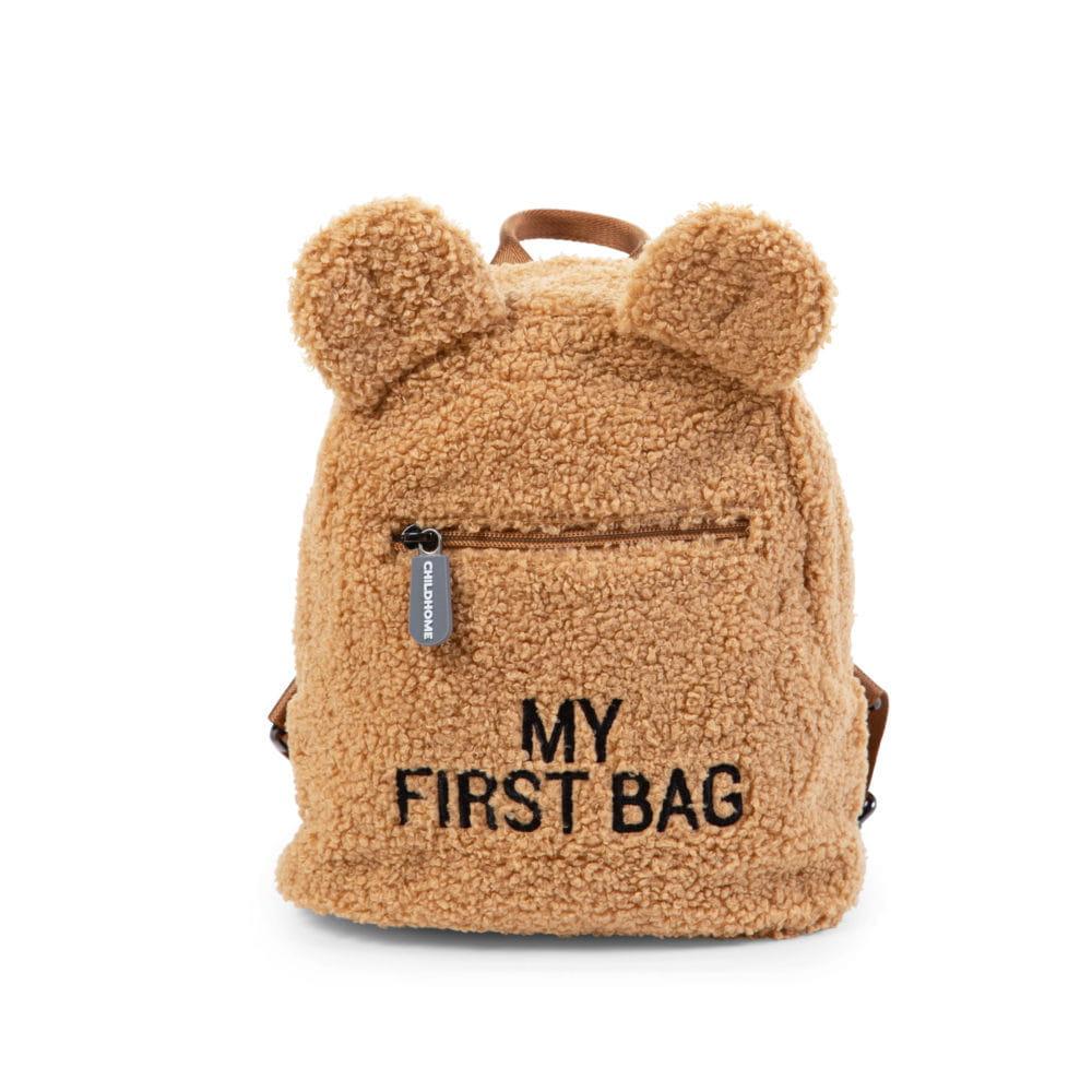 Childhome Plecak dziecięcy My First Bag Teddy Bear
